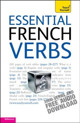 Essential French Verbs: Teach Yourself / Digital original - eBook  -