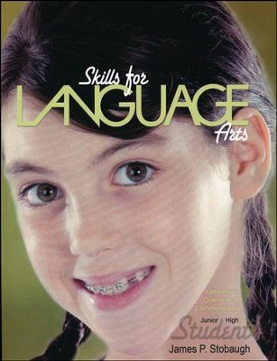 Skills for Language Arts, Student Book  -     By: James Stobaugh
