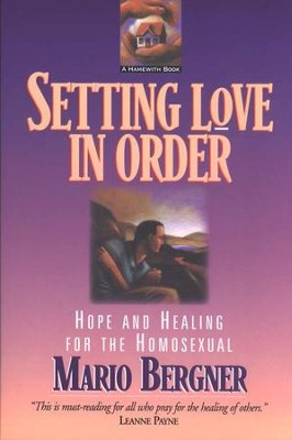 Setting Love in Order   -     By: Mario Bergner