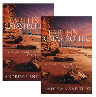 Earth's Catastrophic Past   -     By: Andrew Snelling