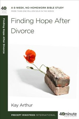 Finding Hope After Divorce - eBook  -     By: Kay Arthur