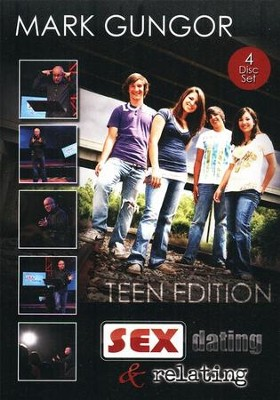 Sex, Dating & Relating, Teen Edition--DVDs   -     By: Mark Gungor