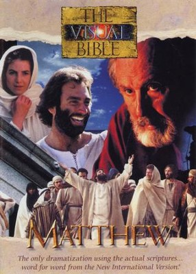 The Visual Bible: Matthew, 2 DVDs   -
