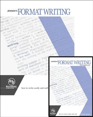 Jensen's Format Writing Package (Book, plus DVD supplement)  -     By: Frode Jensen