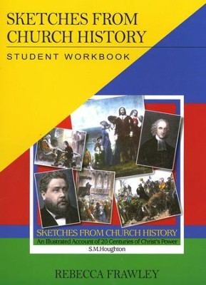 Sketches from Church History, Student Workbook   -     By: Rebecca Frawley