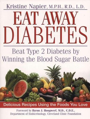 Eat Away Diabetes - eBook  -     By: Kristine Napier