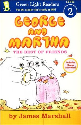 George and Martha: The Best of Friends Early Reader #4  -     By: James Marshall