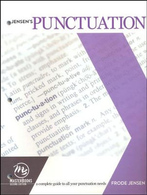 Jensen's Punctuation   -     By: Frode Jensen