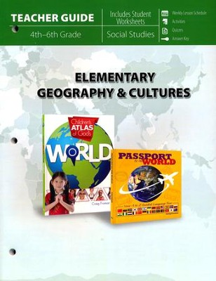Elementary Geography & Cultures Teacher Guide   -