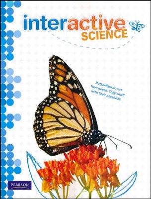 Pearson Interactive Science Grade 3 Workbook   -