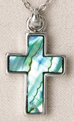 Simple Cross Necklace  -