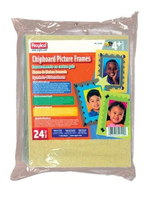 Chipboard Picture Frames   -