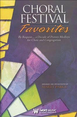 Choral Festival Favorites - Choral Book   -