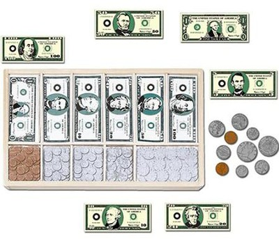 Play Money Set   -     By: Melissa & Doug