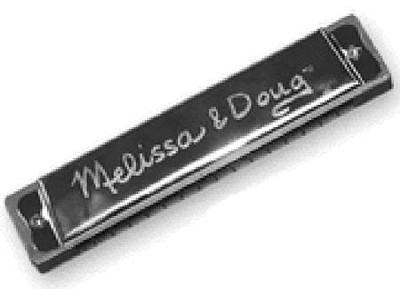 Makin' Music Instruments: Harmonica   -     By: Melissa & Doug