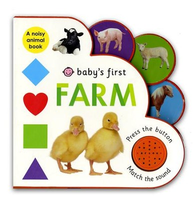 Baby's First Sound Book: Farm  -