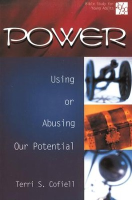 20/30 Bible Study for Young Adults: Power                                             -     By: Terry S Coffiell
