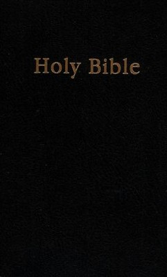 NASB Gift & Award Bible Imitation Leather Black   -