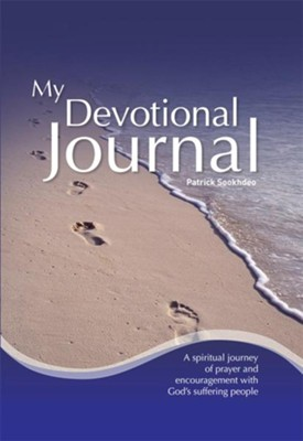 My Devotional Journal  -     By: Patrick Sookhdeo