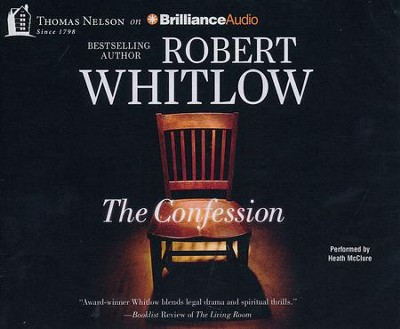 The Confession - unabridged audiobook on CD  -     By: Robert Whitlow