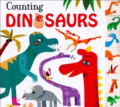Counting Dinosaurs  -
