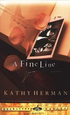 A Fine Line, Baxter Series #5   -     By: Kathy Herman