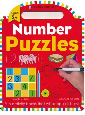 Number Puzzles  -