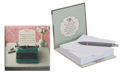 Ever After Padded Notepad  -     By: Karen Kingsbury