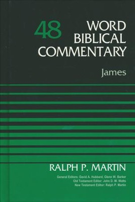 James: Word Biblical Commentary, Volume 48 [WBC]   -     By: Ralph P. Martin