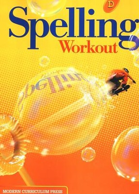 Spelling Workout 2001/2002 Level D Student Edition   -