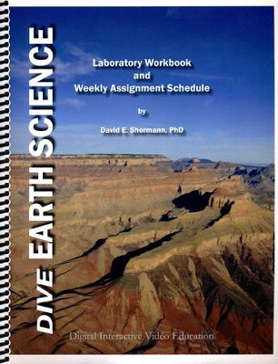 DIVE Earth Science Lab Manual   -