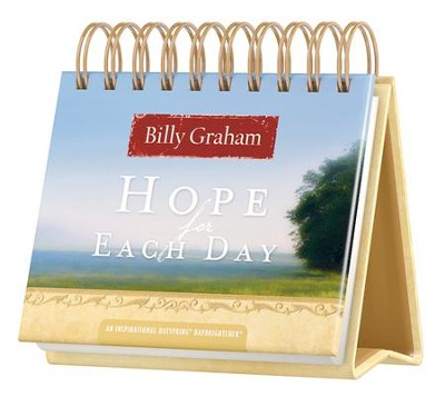Hope for Each Day DayBrightener  -     By: Billy Graham