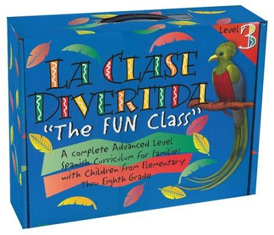 La Clase Divertida (The Fun Class!) Level 3 Kit with DVD  -     By: Dale Gamache