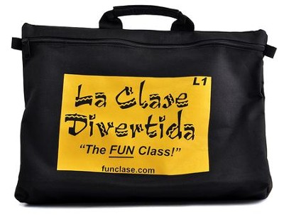 La Clase Divertida (The Fun Class!) Level 1 Kit     with DVD  -     By: Dale & Robin Gamache