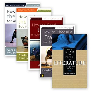 How to Read the Bible Pack: Includes How to Read the Bible for All Its Worth and Four Other Companion Books  -     By: Gordon D. Fee