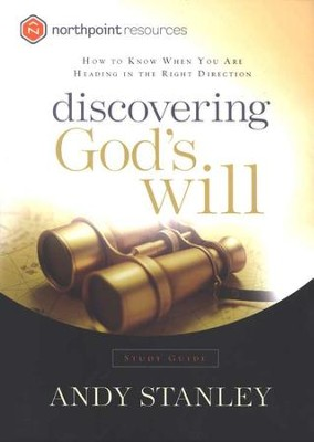 Discovering God's Will Study Guide  - Slightly Imperfect  -