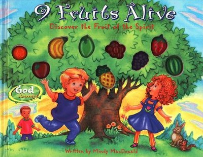 God Counts Series: 9 Fruits Alive   -     By: Mindy MacDonald