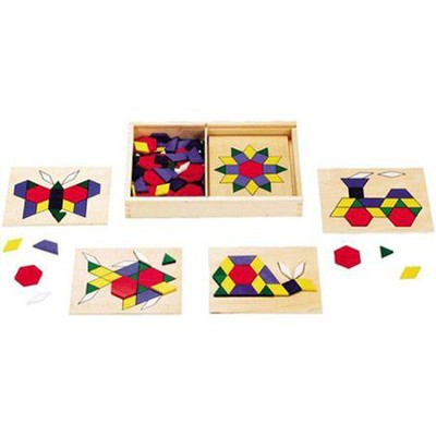 Pattern Blocks & Boards   -     By: Melissa & Doug