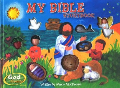 God Counts Series: My Bible Storybook   -     By: Mindy MacDonald