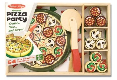 Pizza Party   -     By: Melissa & Doug