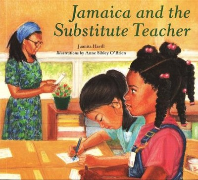 Jamaica and the Substitute Teacher   -     By: Juanita Havill     Illustrated By: Anne Sibley O'Brien