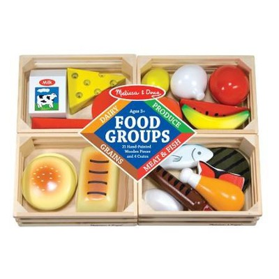 Food Groups   -     By: Melissa & Doug