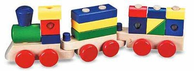 Stacking Train   -     By: Melissa & Doug