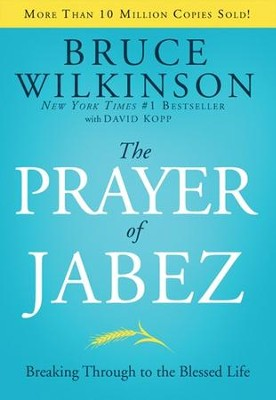 The Prayer of Jabez - Slightly Imperfect  -