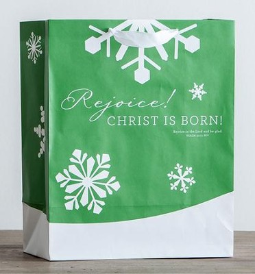Rejoice Gift Bag, Large  -