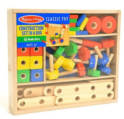Construction Set in a Box   -