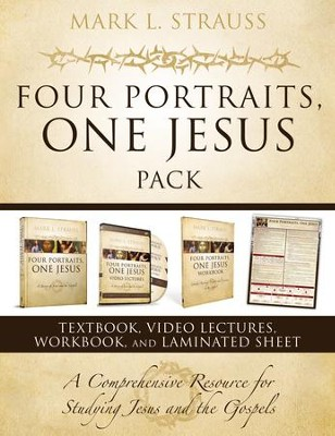 Four Portraits, One Jesus Pack  -     By: Mark L. Strauss
