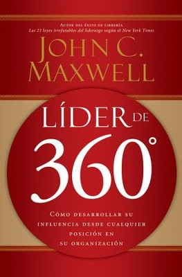 L7der de 3606 (The 360 Degree Leader) - eBook  -     By: John C. Maxwell