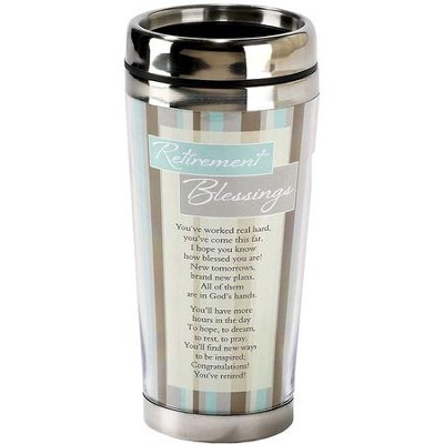 Retirement Blessings Travel Mug  -