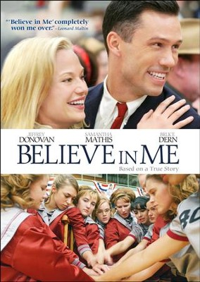 Believe in Me - Edited Version, DVD   -